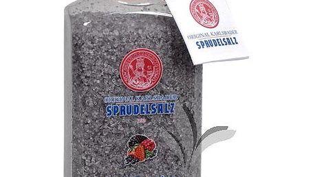 Karlovarská koupelová sůl, lesní plody