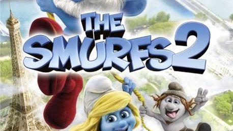 Hra na Nintendo WiiU UBI SOFT Smurfs 2 - Šmoulové / WiiU