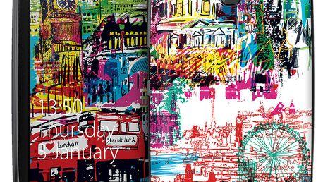 Samolepka na Nokia Lumia 610, London Skyline