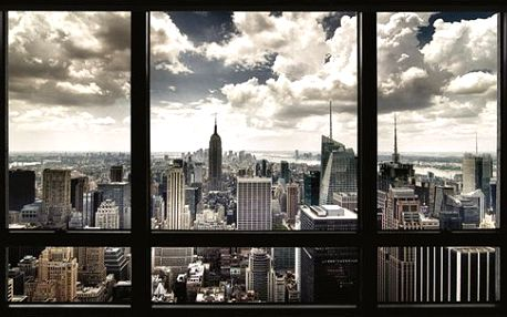 Plakáty NY a svět