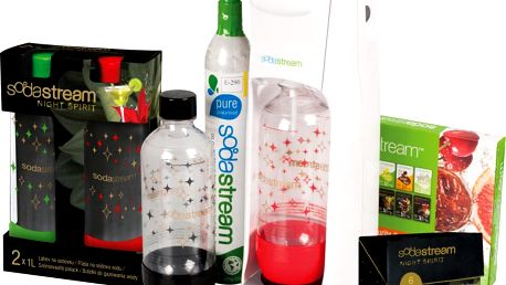 Sodastream jet white night spirit
