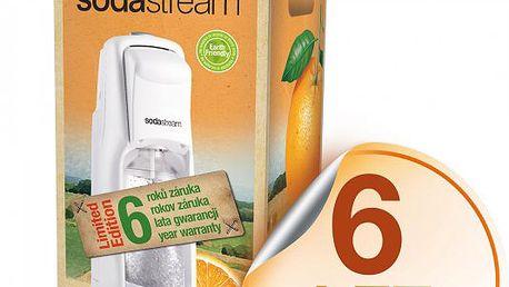 Sodastream JET WHITE CITRUS – limitovaná letní edice 2013