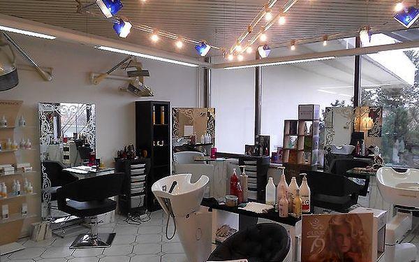 Kadeřnické Spa wellness - barvení, melíry či přírodní keratin pro všechny délky vlasů3