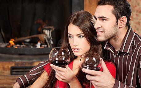 Jižní Morava pro DVA s polopenzí a NEOMEZENOU konzumací vína
