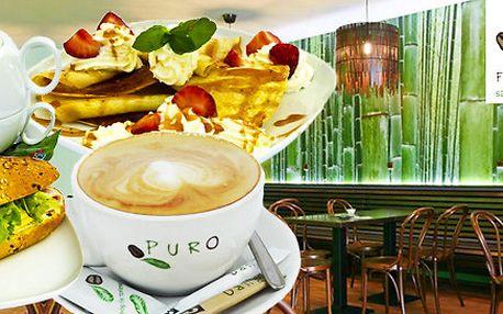 Osvěžující menu v nové Fairtrade kavárně