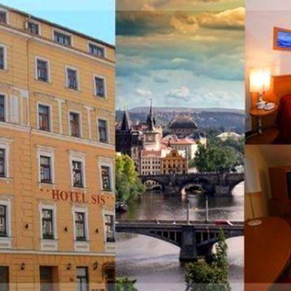 Pobyt pro dvě osoby v centru Prahy v moderním hotelu Gallery Hotel SIS***na 1 nebo 2 noci.Využijte této příležitosti pro navštívení Vánoční Prahy a jejich jedinečných památek.