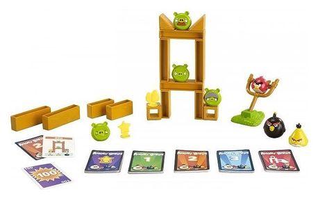 Angry Birds - zábava na ven i dovnitř