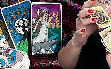Výklad z tarotových karet