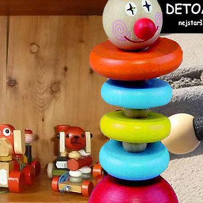 Prohlídka muzea výroby dřevěných hraček + dárek
