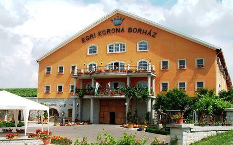 Egri Korona Borház és Wellness Hotel