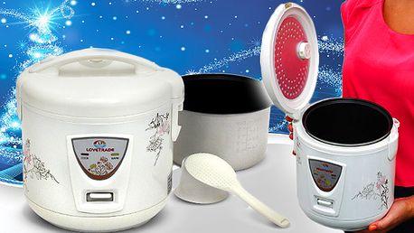 Chytrý rýžovar pro rychlou a zdravou přípravu rýže