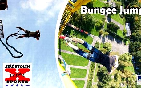 Bungee Jumping je extrémní zážitek, který stojí za to prožít. Můžete si skočit jako jednotlivec nebo si jej můžete vyzkoušet v tandemu. Nyní z výšky až 120 metrů a to vše s adrenalinovou slevou!