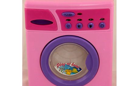 Pračka na baterie - pro každou malou hospodyňku