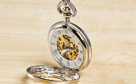 Pánské hodinky (kapesní)