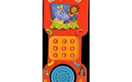 Ať žije maňáskové divadlo! - Baby mobil - Gina Gold - jako opravdový telefon