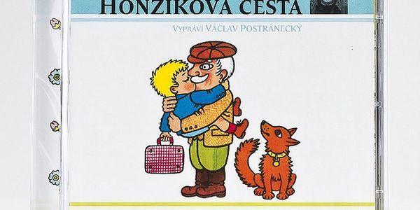 Honzíkova cesta - krásná česká pohádka na CD