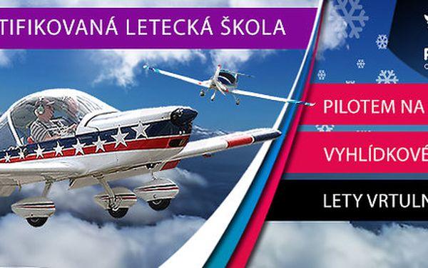 Piloťák.cz - Letecká škola Brno