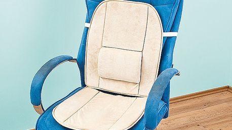 4Home Sedák na křeslo z paměťové pěny