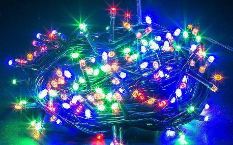 Vánoční světelný řetěz, 240 LED