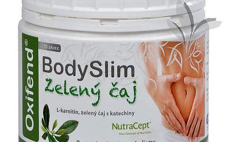 NutraCept Oxifend® BodySlim Zelený čaj 161 g