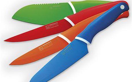Sada nožů Solingen z nerezavějící oceli.