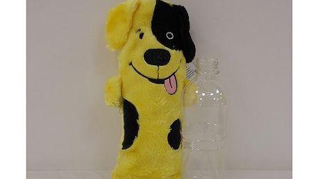 Obal na PET lahev, Pes - pro každého úporného žvýkače