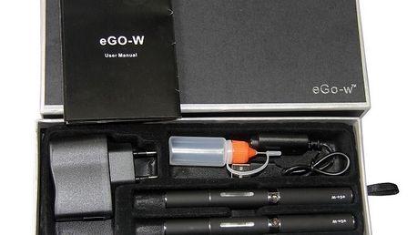 Elektronická cigareta eGo-W 650mAh, 2ks