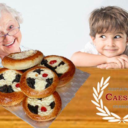 Mísa domácích koláčků od 80 Kč! Až k Vám domů!
