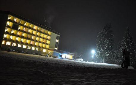Relaxačný Pobyt na 3 dni v Tatrách v hoteli Kriváň - 3 dni / 2 noci len za 39,50 € / osoba s polpenziou