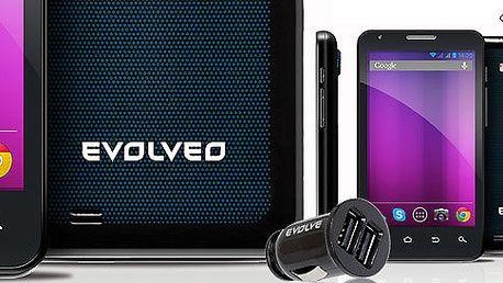 Dotykový smartphone EVOLVEO FX420