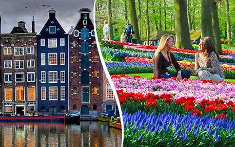 Prodloužený víkend v Holandsku pro 1 osobu