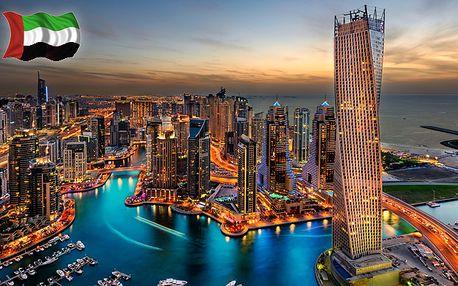 6 exkluzivních dnů v Dubaji