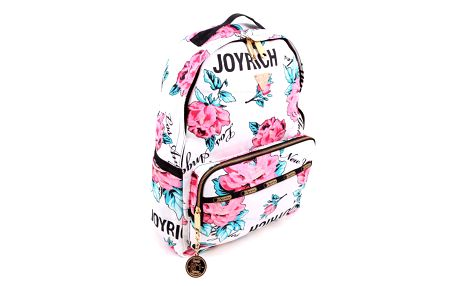 Batoh Double Zip Backpack Wonder Rose