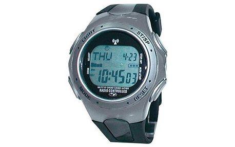 Náramkové hodinky DCF Multiband - příjem i světových časových pásem