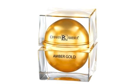 Krém denní AmberGold CHIARA AMBRA ® C13247