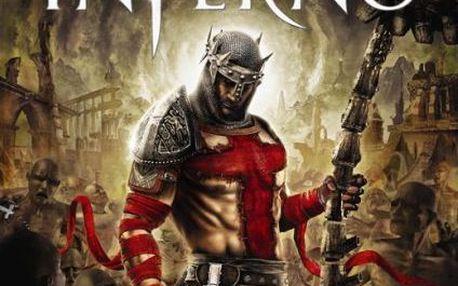 Dante's Inferno PS3 manuál v češtině