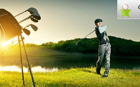 Kurz golfu pro začátečníky i pokročilé