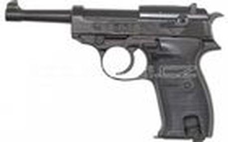 Bruni Plynová pistole Bruni P38 černá cal.8mm + střelecké brýle ZDARMA