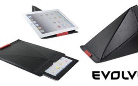 EVOLVEO Magic Triangle (univerzální polohovatelný kožený obal pro tablet/iPad s magnetickým uzavíráním) VX105