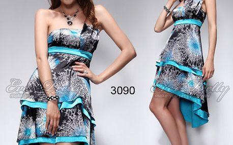 Luxusní šaty do tanečních *