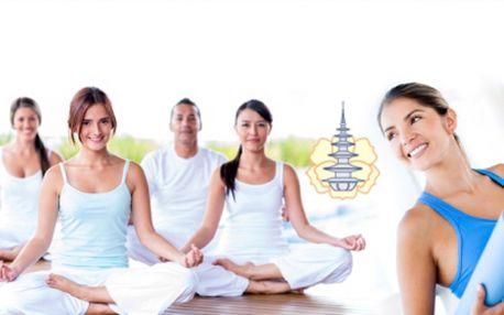 3 LEKCE JÓGY dle Vašeho výběru v délce 75 minut jen za 249 Kč! Perfektní cvičení pro každého, kdo chce protáhnout své tělo, relaxovat a odpočinout si od každodenního stresu! Vhodné i pro úplné začátečníky! Sleva 45%!