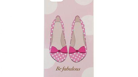 Úžasný obal na iPhone 5 Pastel Pink od Bombay Duck