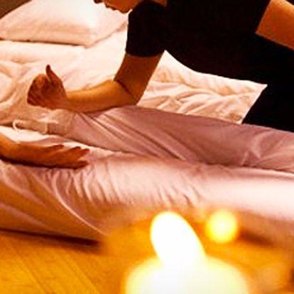 Japonská masáž Shiatsu: nejen proti depresím a bolestem zad!