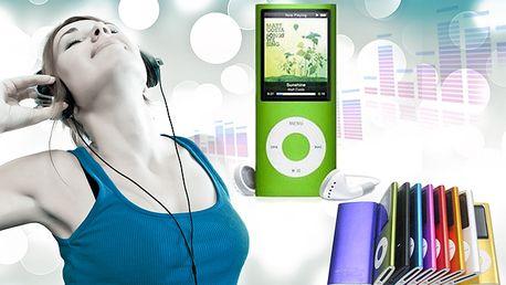 Barevný MP3/ MP4 přehrávač