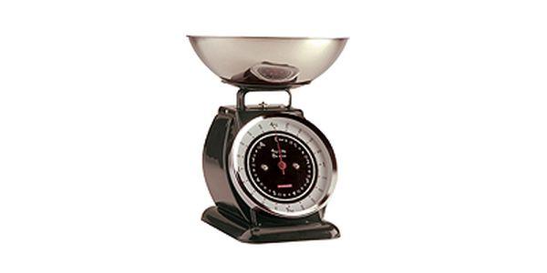 Kuchyňská váha TYPHOON Bella Scales, černá