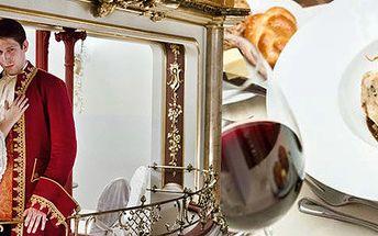 Grand Hotel Bohemia - taneční sál Boccaccio