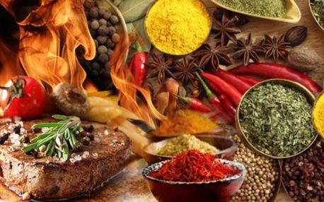 GRILOVACÍ SEZÓNA ZAČÍNÁ! Exkluzivní balíček GRILOVACÍHO KOŘENÍ - 14 druhů za skvělou cenu! Pouhých 329 Kč včetně POŠTOVNÉHO! Argentina, barbecue, country, medvědí grill, chilli, makrela a mnoho jiných s báječnou slevou 45%!