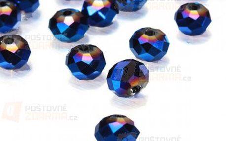 Korálky pro tvorbu vlastních šperků - 50 kusů a poštovné ZDARMA! - 14310001