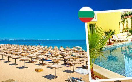 Týden na Slunečním pobřeží v Bulharsku