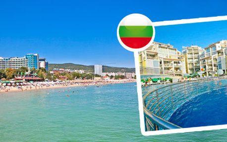 7denní dovolená v Bulharsku - Slunečné pobřeží